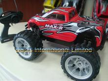 NEW LAUNCHED GP 002 1:14 4CH 4WD off-road RC truck with light high speed rc hobby car for beginners(China (Mainland))