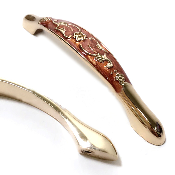 Гаджет  Manufacturer Wholesale 405 Zinc Alloy Exquisite Handle Hardware Amber Furniture Pull Handles None Мебель