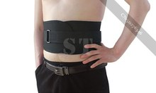 Weight Lifting Belt Gym Back Support Power Training Work Fitness Lumber