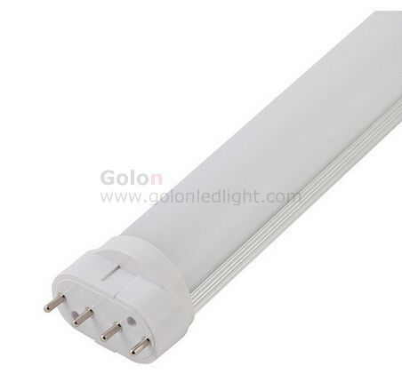 2G11 led tube 18W 417mm ,85-277V 2000Lm replace 36W PLL 100pcs/lot Fedex/DHL free 2G11 led 18W(China (Mainland))