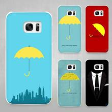 Buy Met Mother Hard White Coque Shell Case Cover Phone Cases Samsung Galaxy S4 S5 S6 S7 Edge Plus for $1.49 in AliExpress store