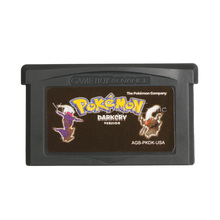 Buy Nintendo GBA Video Game Cartridge Console Card Pokemon Series Dark Cry English Language Version for $4.99 in AliExpress store