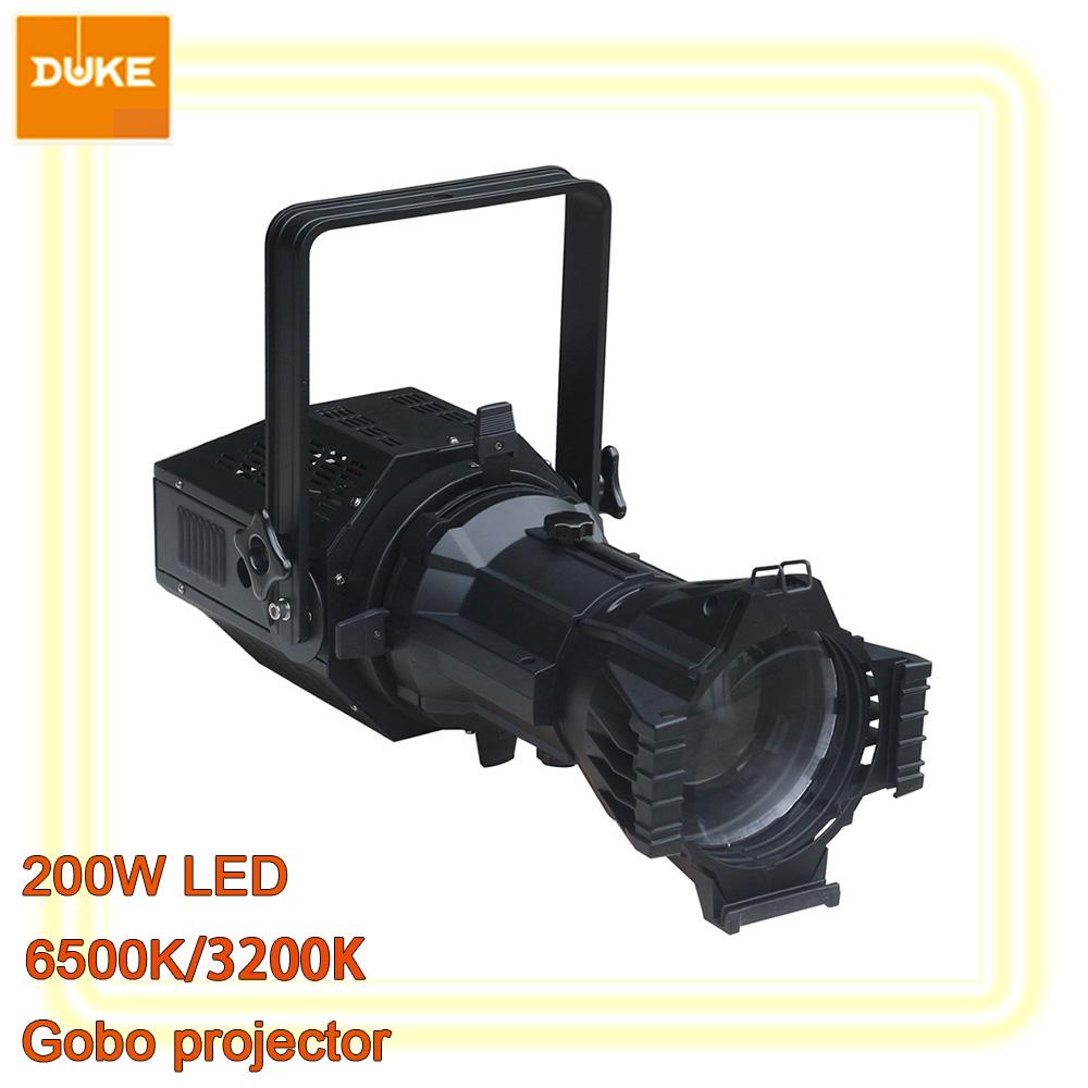 Ellipsoidal lighting LEKOS LED profile spot Gobo projector follow spot focus profile buy from China online(China (Mainland))