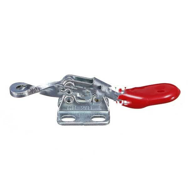 LauraDeal Metal Horizontal Quick Release Hand Tool Toggle Clamp