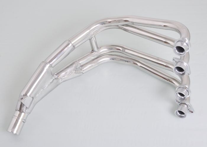 Motorcycle Exhaust Pipe Manifold Header For XJR400 1993 94 95 96 1997 1998 1999 2000 2001 02 [P553](China (Mainland))