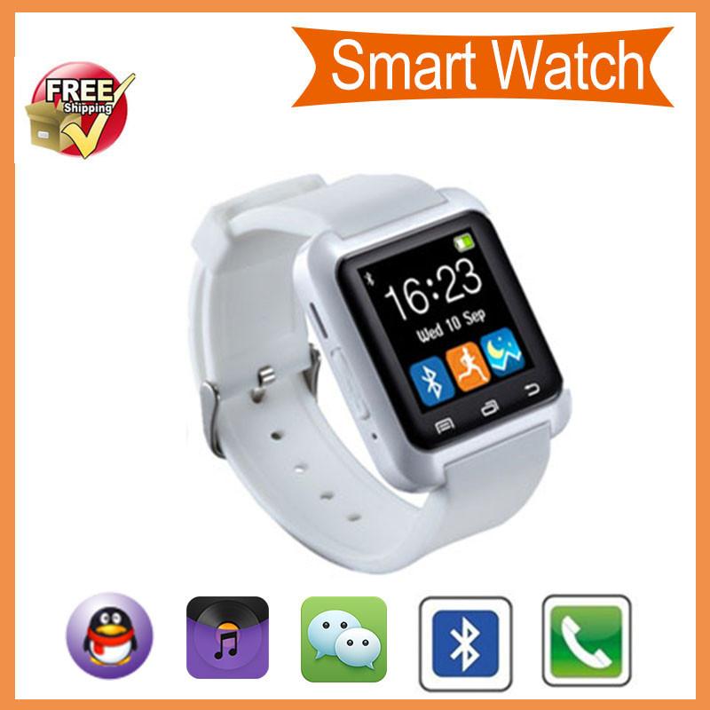 Bluetooth Smart Watch WristWatch Wrist Wrap Watch Handsfree same as smartwatch u8 For phone 6 5 5S Samsung Phone Mate Android(China (Mainland))