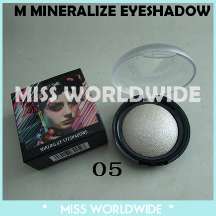 Professional Cosmetic Mineralize Bake Eyeshadow Brand Makeup Single Eyeshadow 12 Color Choose Top Quality NIB DHL Freeshipping(China (Mainland))