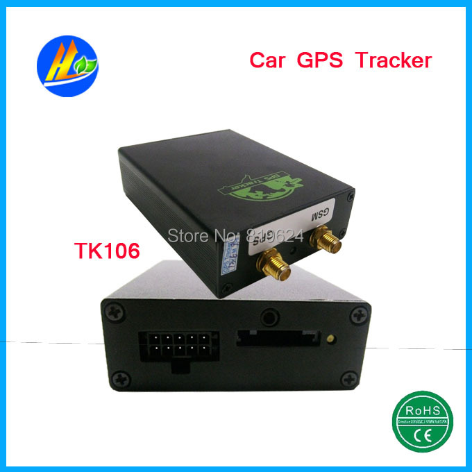 Best Fleet Management Solutions and Car GPS Tracking TK106 GPS106(China (Mainland))
