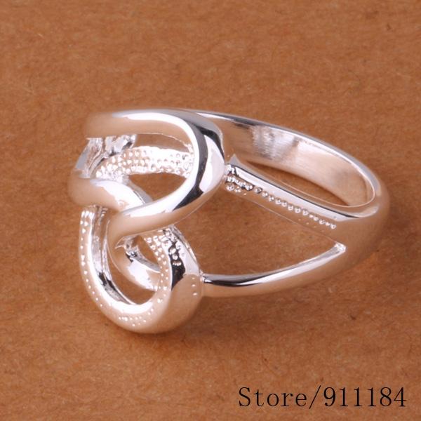 R586 925 sterling silver ring, fashion jewelry, ring /aotajgaa cazaksga - Fancy True Love Jewelry Trade Co.,Ltd store