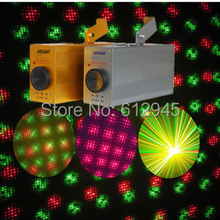 Stepper motor red and green 150mw four patterns xmas christmas holidays laser stage party light(China (Mainland))