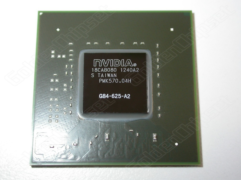 3pieces nVIDIA G84-625-A2 128Bit 256MB GPU 2012+ Brand New(China (Mainland))