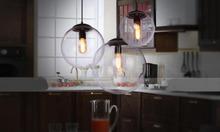 Buy free glass Pendant Lights lamp Crystal ball pendant yc glass ball pendant LAMP for $79.99 in AliExpress store