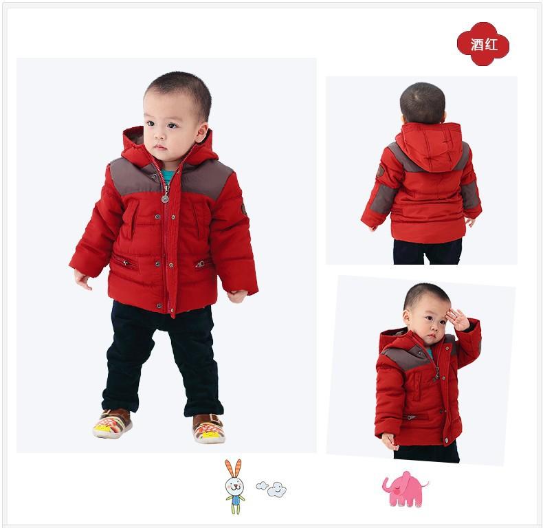 Скидки на Детские пальто мальчиков пальто детская зимняя куртка пальто бренд для мальчиков пиджаки теплый ветрозащитный детские snowsuit малышей одежда