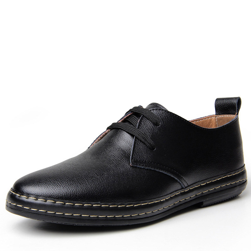 the 2015 s leather shoes flat shoes brand leather