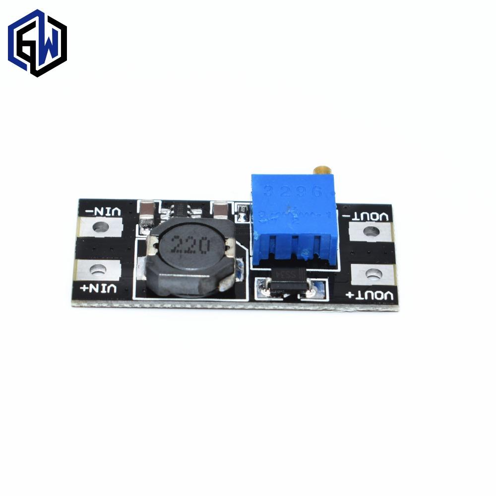 10pcs lot MT3608 2A Max DC-DC Step Up Power Module Booster Power Module -  us931 264797129c24