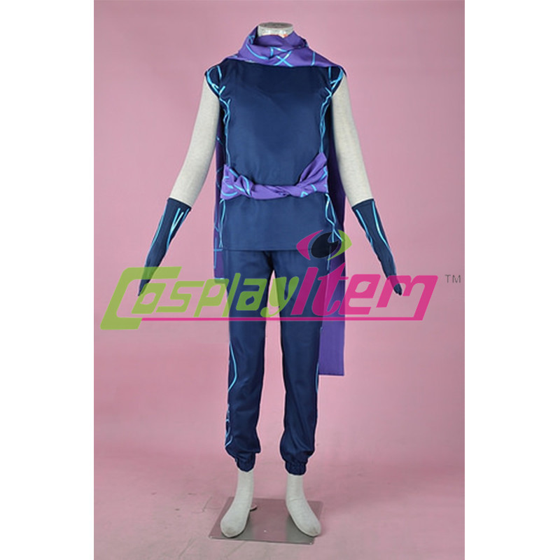 Free shipping Customized anime movie LOL cosplay Malzahar Cosplay Costume from LOLОдежда и ак�е��уары<br><br><br>Aliexpress
