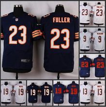 HOT Elite men Chicago Bears 23 Kyle Fuller 19 Eddie Royal 13 Kevin White 9 Jim McMahon 6 Jay Cutler D-4(China (Mainland))
