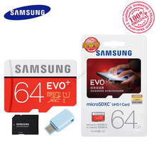 Buy SAMSUNG Memory Card 256GB 128GB 64GB 32GB 16GB 80M/s EVO+ MicroSD Storage Card EVO Plus Class10 Original TF Card SDHC SDXC UHS-1 for $5.16 in AliExpress store