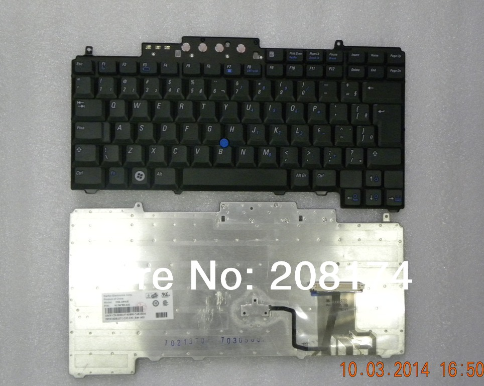 Dell D410 Keyboard Laptop Keyboard For Dell