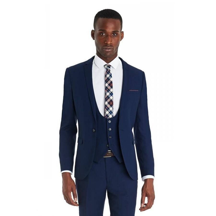 Cheap Blue Suit - Hardon Clothes