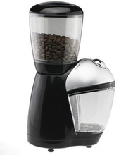 220v New 200W High Power Professional burr Coffee Grinder/coffee mill/Electric Grinding Machine Beans Nuts Grinders High Quality(China (Mainland))
