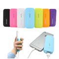 Power Bank 18650 5600mah Pover Bank Extreme Powerbank External Battery Portable Charger for mobile iphone 6