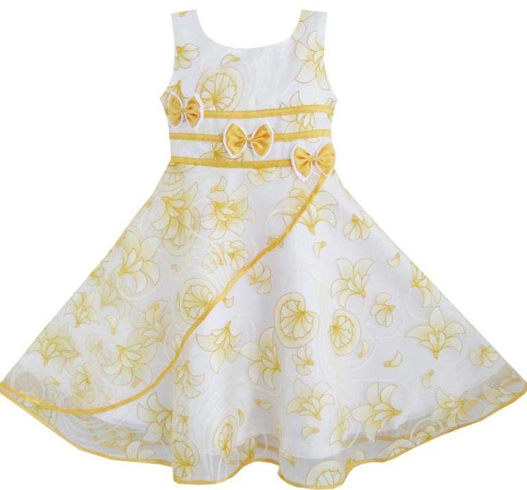 http://g02.a.alicdn.com/kf/HTB1Kz.tIVXXXXaPaXXXq6xXFXXX9/Girls-Dress-3-Bow-Tie-Yellow-Flower-Pageant-Wedding-Kids-Boutique-4-12.jpg