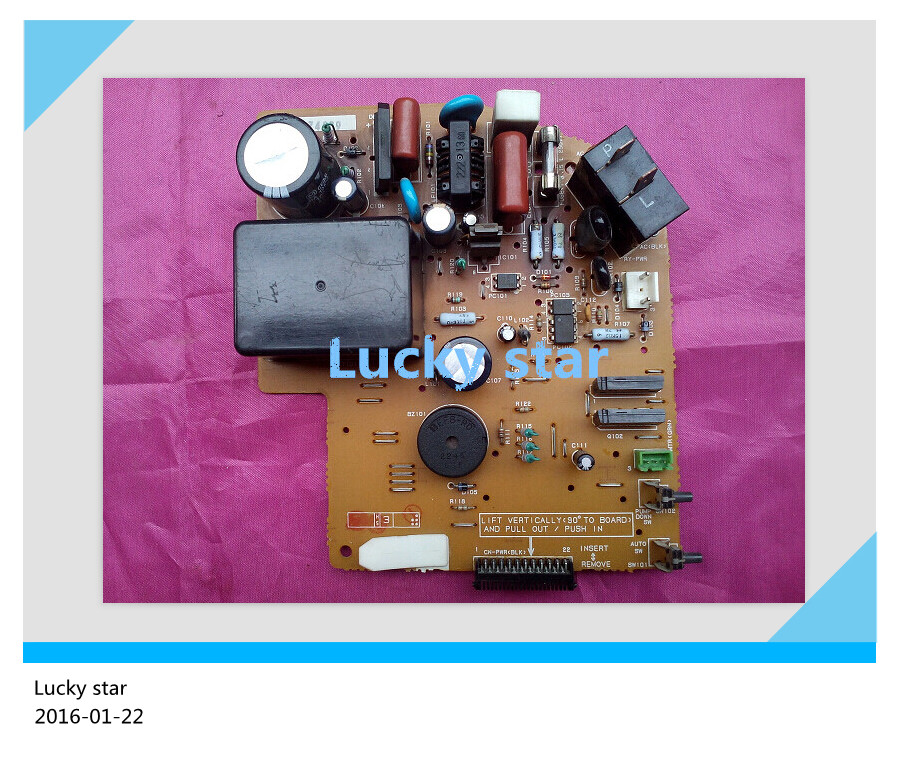 95% new for panasonic Air conditioning computer board circuit board A74989 good working<br><br>Aliexpress