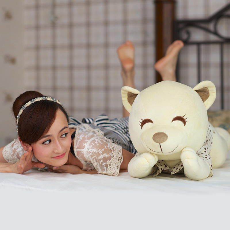 Free shipping Tare panda plush toy cloth doll pillow birthday gifts girlfriend gifts(China (Mainland))