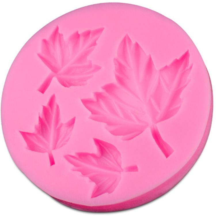 Maple Leaf Cake Mold