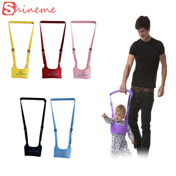 Exercise safe keeper baby care learning walking harness stick sling boy girsl infant aid walking assistant