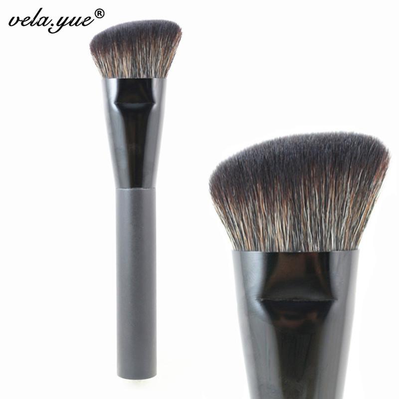 Premium Angled Contour Brush Sculpting Brush For Face Makeup Tool(Hong Kong)