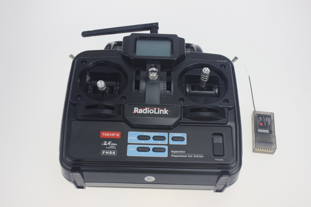 futaba helicopter radio with F00541 Radiolink T6ehp E 2 4g 6ch 6 Channel Rc Controller Transmitter And Receiver For Futaba 6ex Trex T Rex 450 500 Fs on Dji P3 Pro together with 391707860164 likewise Servo Motor also Nylon Xt60 Connector Panel Mount P853 also Huge 14 Foot Span Heinkel 111.