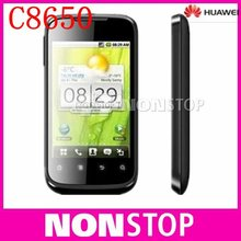 c8650 Huawei C8650 Android 2.3 3.5''Touchscreen 3G Smart moblie phone WiFi GPS 3.0MP CMOS bluetooth Free Shipping!!!(China (Mainland))