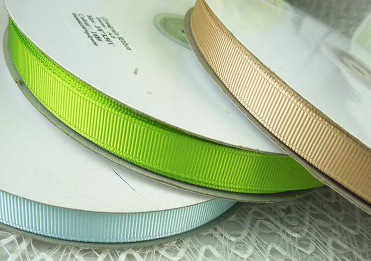 """14 rolls Grosgrain ribbon in 3""""for Deco Candle enterprise of USA.(China (Mainland))"""