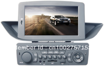Special for 308, 7INCH HD CAR GPS,DVD PLAYER WITH RADIO,BLUETOOTH,TV,IPOD,PIP,VIRTUAL DISKS,DUAL ZONE,REARVIEW