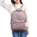 2017 ladies backpack bags women school bagpacks for teenage girls PU Leather Cute Travel Back Pack