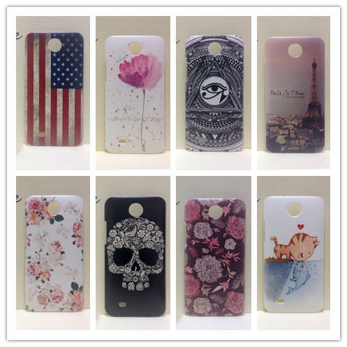 For HTC Desire 300 case ,New Painting Hard PC Plastic Phone Case For HTC Desire 300 301e Back Cover+ Screen protector(China (Mainland))