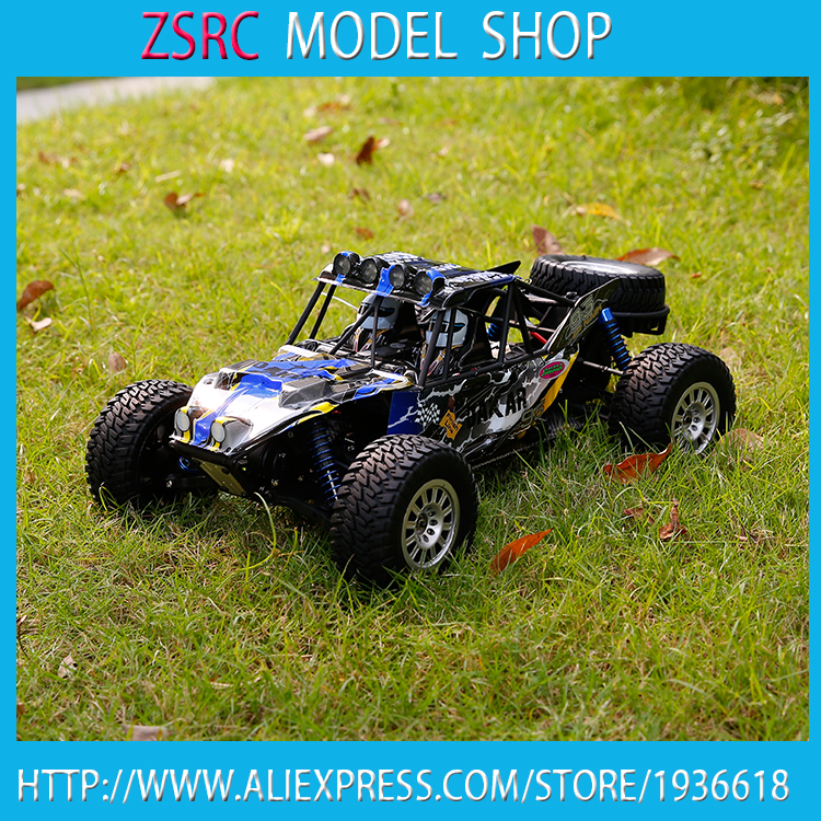 FS Racing 53625 1/10 Brushed 4WD 2.4GH Brushless RC Desert Buggy<br><br>Aliexpress