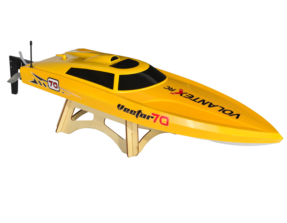 Volantex Vector 70 (cm) High speed remote control boat ABS Unibody made (792-1)(China (Mainland))
