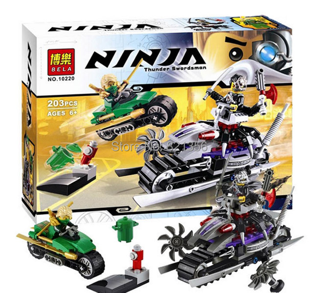 Model Building NINJAGO OverBorg Attack Nindroid Pixal Green Ninja Cyrus Borg Cyborg Minifigures Blocks Toy Compatible Lego - Yui Co., Ltd. store