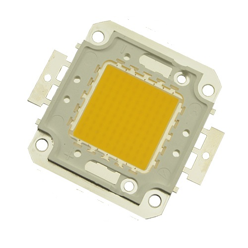 Top Quality 1W 10W 20W 30W 50W 100W High power LED IC Integrated COB Lamp Beads Cree chip Floodlight Bulb light Warm Cold white(China (Mainland))