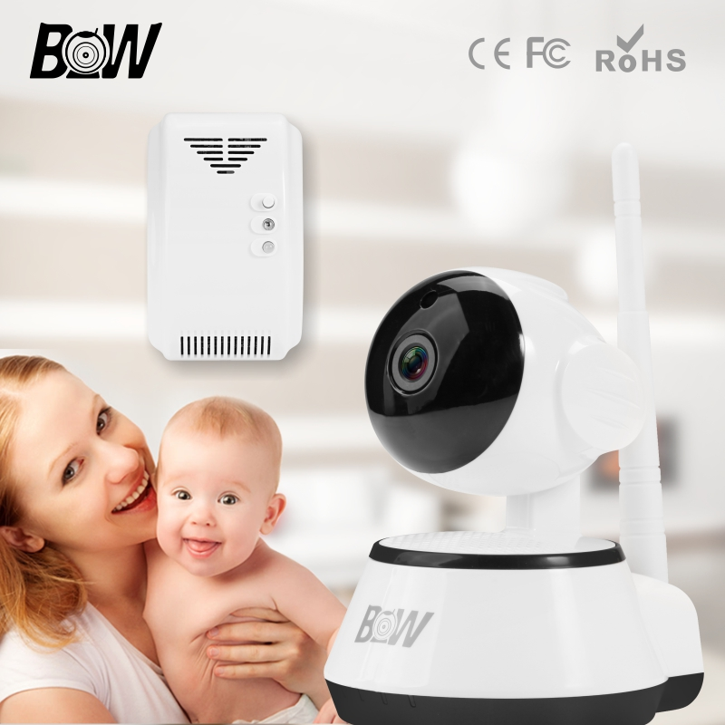 2016 Wireless Wifi IP Camera HD 720P Two-Way Audio IR-Cut Filter Night Vision Pan/Tilt Control Phone Remote Monitoring Supported(China (Mainland))