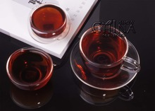 Flavor Fresh Roasted Coffee Bean And Orgainc Pu erh Pu er Leaf Tea Hot Sell