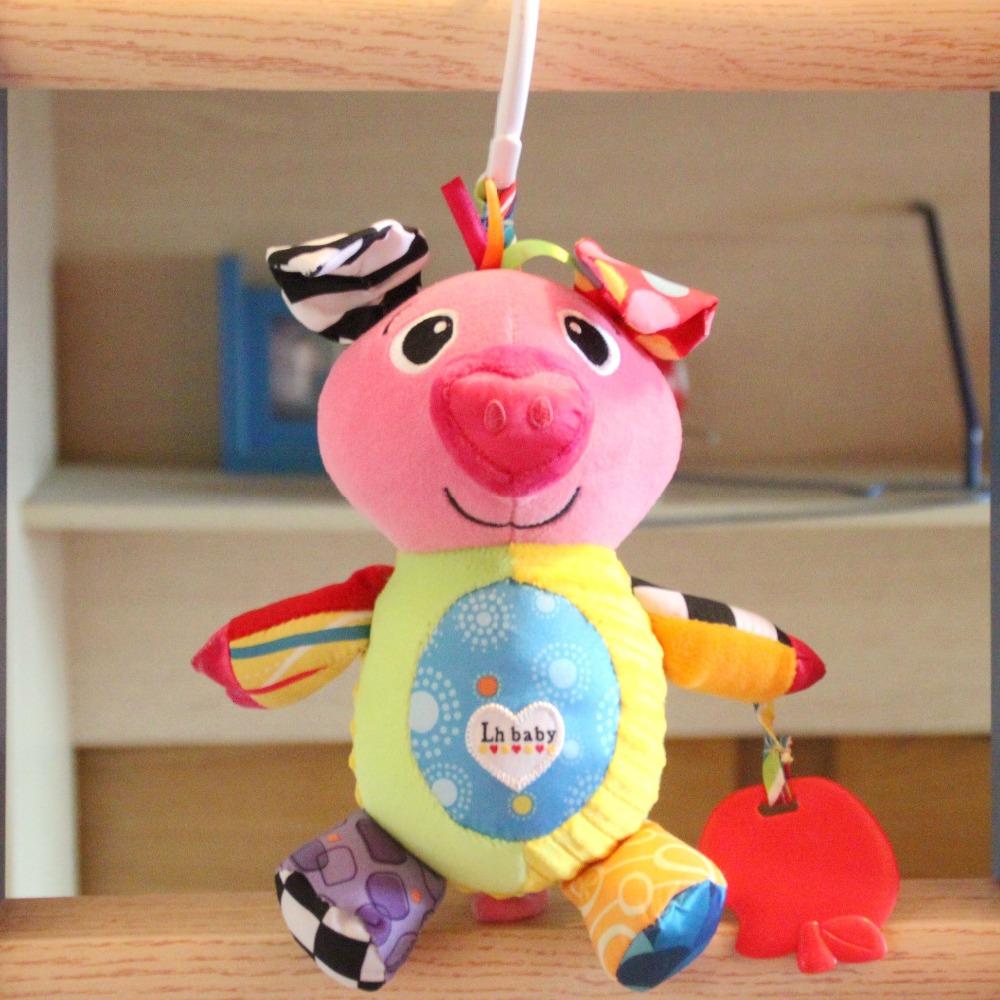 Baby Toys 0-12 Months Cartoon Mobile Musical Educational Toy Baby Stroller Juguetes Bebe Brinquedo Para Bebe T1350(China (Mainland))