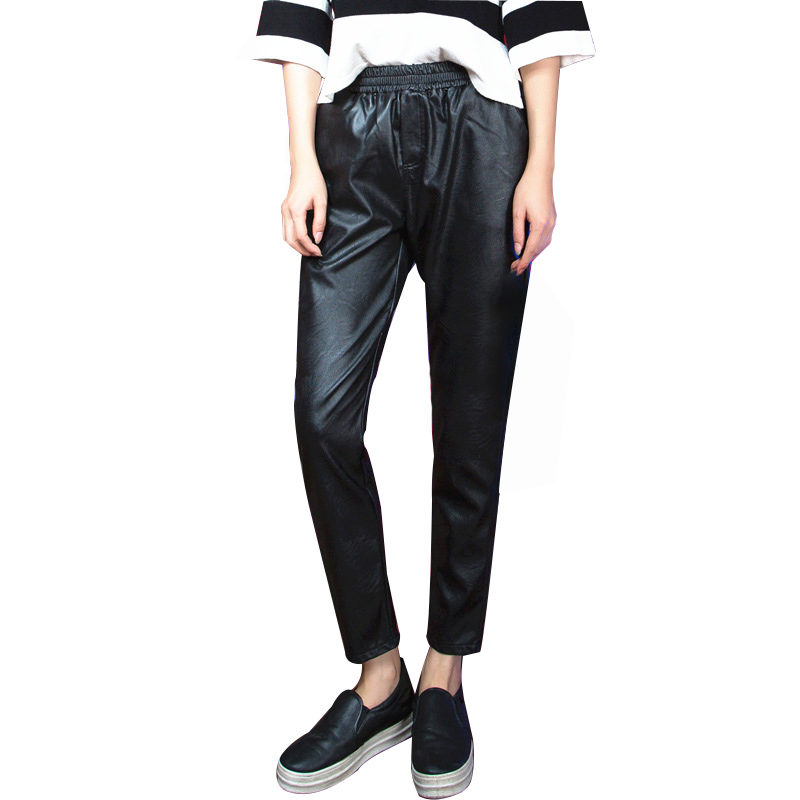 Luxury  Women39s Leather Pants Hot Pantstight Pantssweat Pantswhite Pants