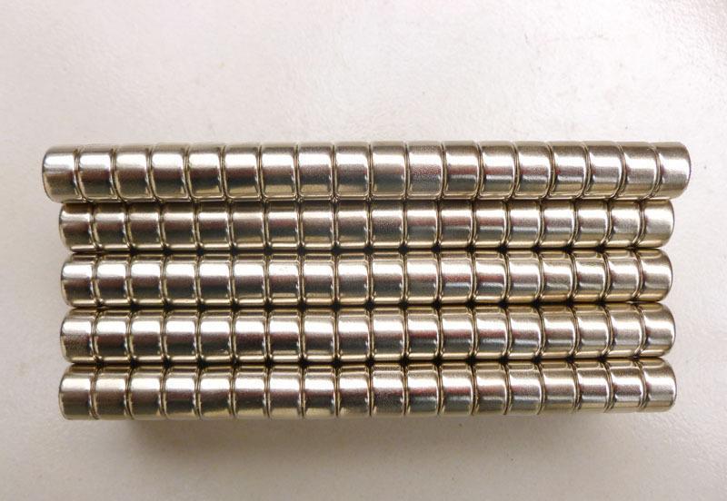 Гаджет  2000Pcs 3mm x 1mm Disc Rare Earth Neodymium Strong Magnets N35 Craft Models neodymium magnet magnet neodymium None Строительство и Недвижимость