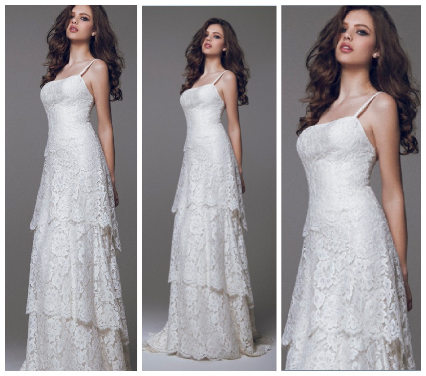 cheap stylish wedding dresses