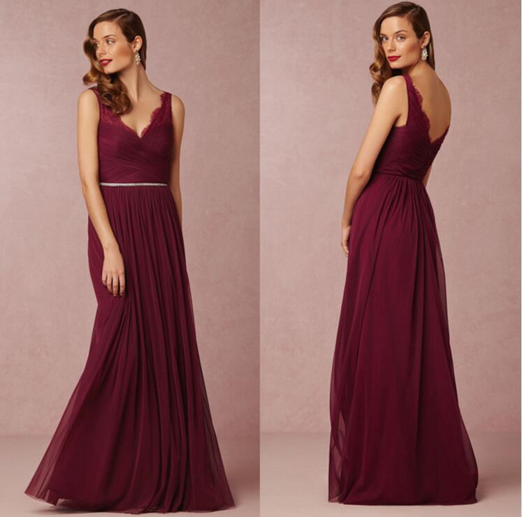 demoiselles d 39 honneur pour rouge de mariage robe promotion achetez des demoiselles d 39 honneur. Black Bedroom Furniture Sets. Home Design Ideas