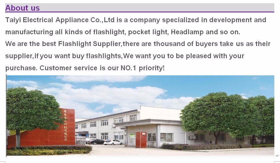 [TAIYI]2016 Aluminum Alloy LED Work Lights Roadside COB Vehicular Warning Lights Repair Lamp With Magnet Ultra Bright Flashlight